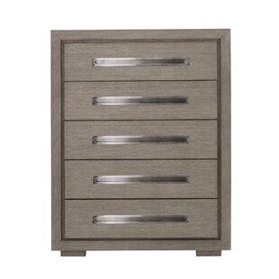 Stephan 5 Drawer Dresser