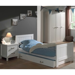 Aldrich 3 Piece Bedroom Set By Harriet Bee