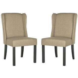 Charlottesville Side Chair (Set of 2) Alcott Hill