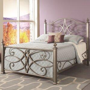 Burgher Platform Bed by Fleur De Lis Living