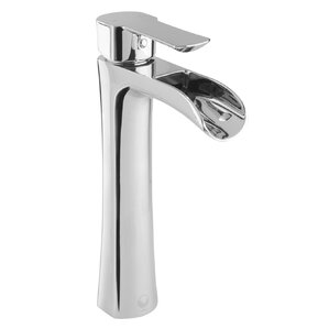Closeout Bathroom Faucets waterfall bathroom sink faucets you'll love | wayfair
