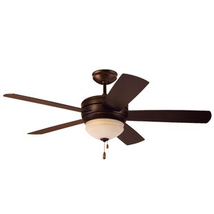 "52"" Ericson 5 Blade LED Ceiling Fan"