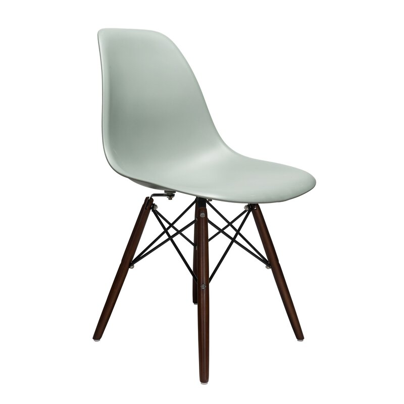 Bakken Molded Plastic Dining Chair