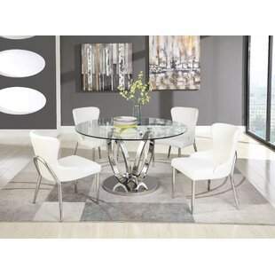 Wilder 5 Piece Dining Set