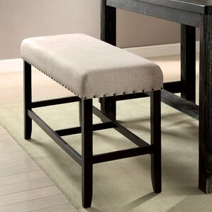 Matthew Upholstered Bench by Darby Home Co