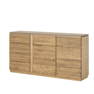 Aubrie 4 Drawer Combi Chest By Gracie Oaks
