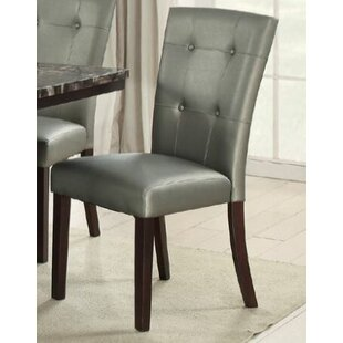 Upshaw Upholstered Dining Chair (Set Of 2) by Winston Porter Savings