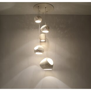 Newmanstown 5-Light Pendant by Bloomsbury Market