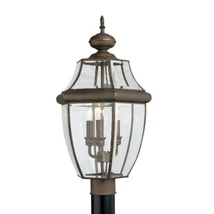 Dashner 3-Light Lantern Head