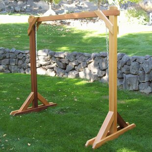 Basic Porch Swing Stand by Wood Country