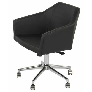 Nuans Mercer Leather Desk Chair
