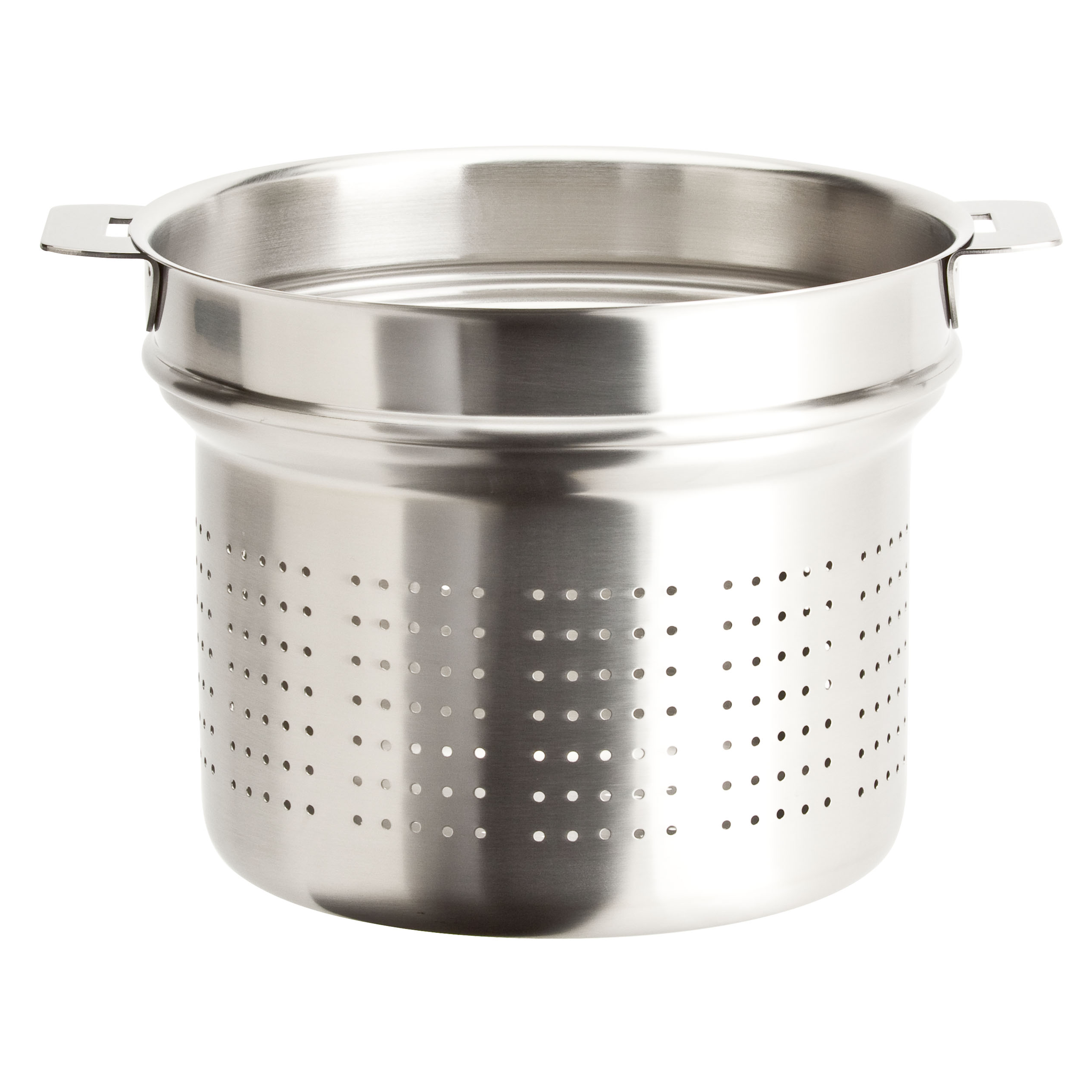 Best Price Anolon Classic Stainless Steel Universal Covered Steamer Insert