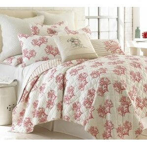 Coral Quilts | Wayfair : coral quilts - Adamdwight.com
