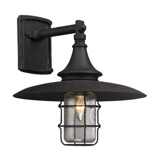 Longshore Tides Humboldt 1-Light Outdoor Barn Light