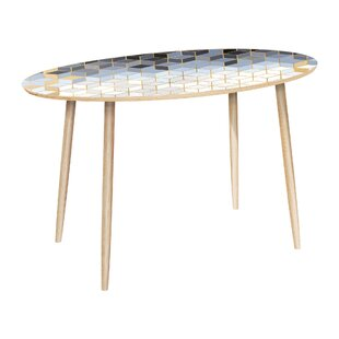 Forest Hill Solid Wood Dining Table by Bungalow Rose