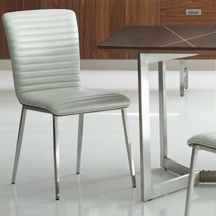 Fernanda Upholstered Dining Chair (Set of 2) Bellini Modern Living