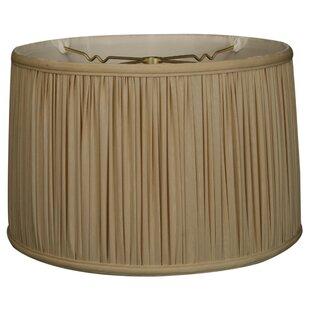 Bargain 12 Silk Drum Lamp Shade By Alcott Hill