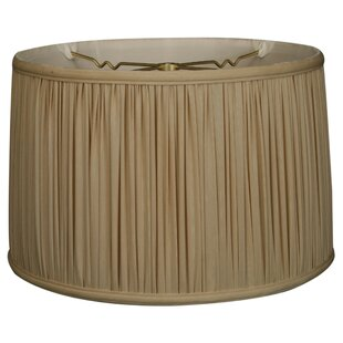 18 Silk Drum Lamp Shade