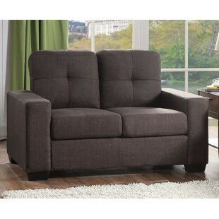 Gillock Loveseat by Ebern Designs