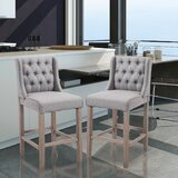 Waco 26.5 Counter Stool (Set of 2) by Alcott Hill®