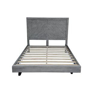 Find Fiskeville Acacia Wood Panel Bed by Union Rustic Reviews (2019) & Buyer's Guide