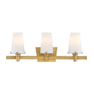 Mercer41 Taraji 3-Light Vanity Light
