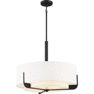 Ebern Designs Jahiem 4-Light Drum Chandel..