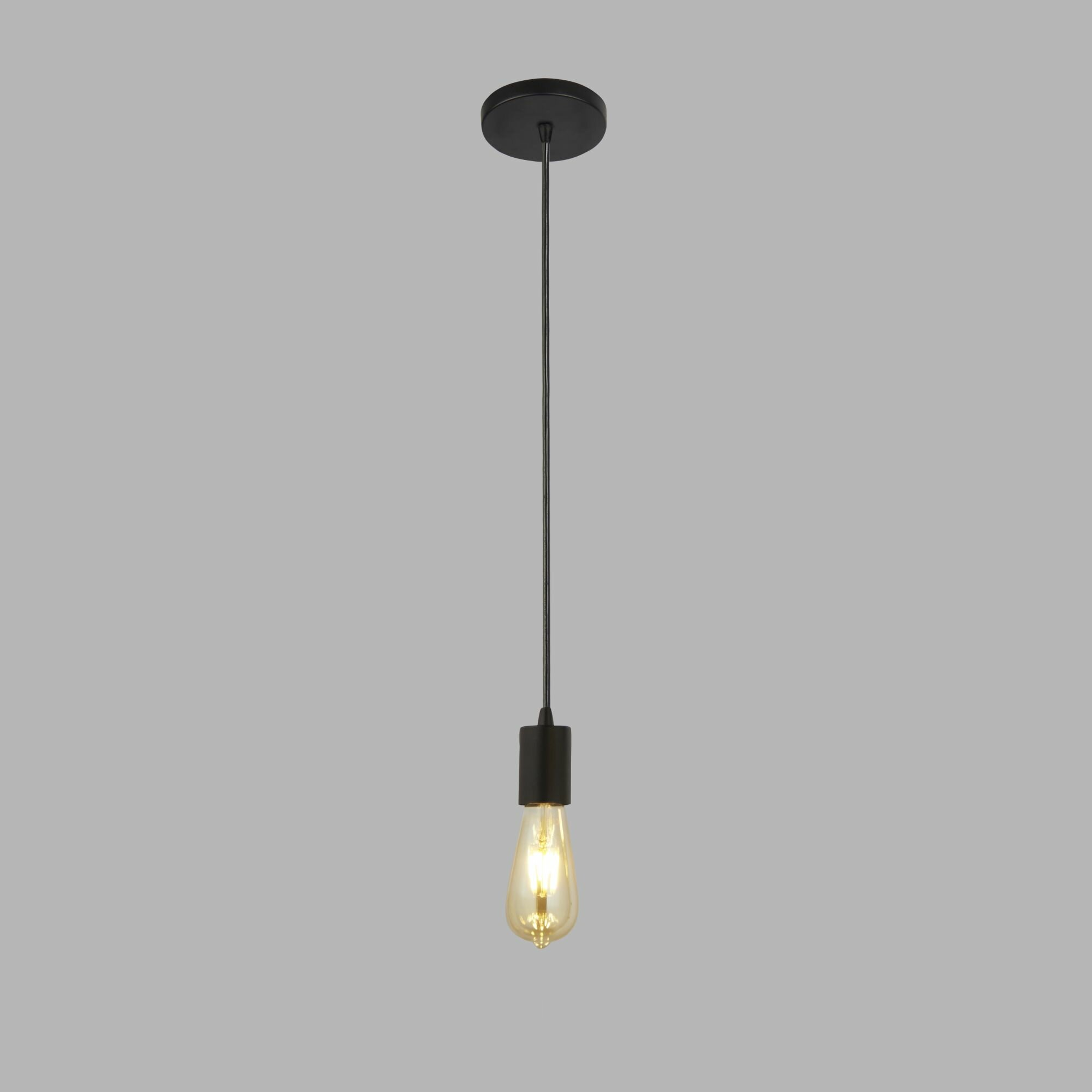 Alondra 1 Light Bulb Pendant