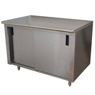 2 Door Storage Cabinet by Advance Tabco