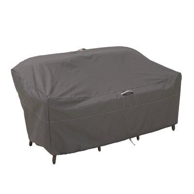 Freeport Park Kendala Water Resistant Patio Sofa Cover Size: Large