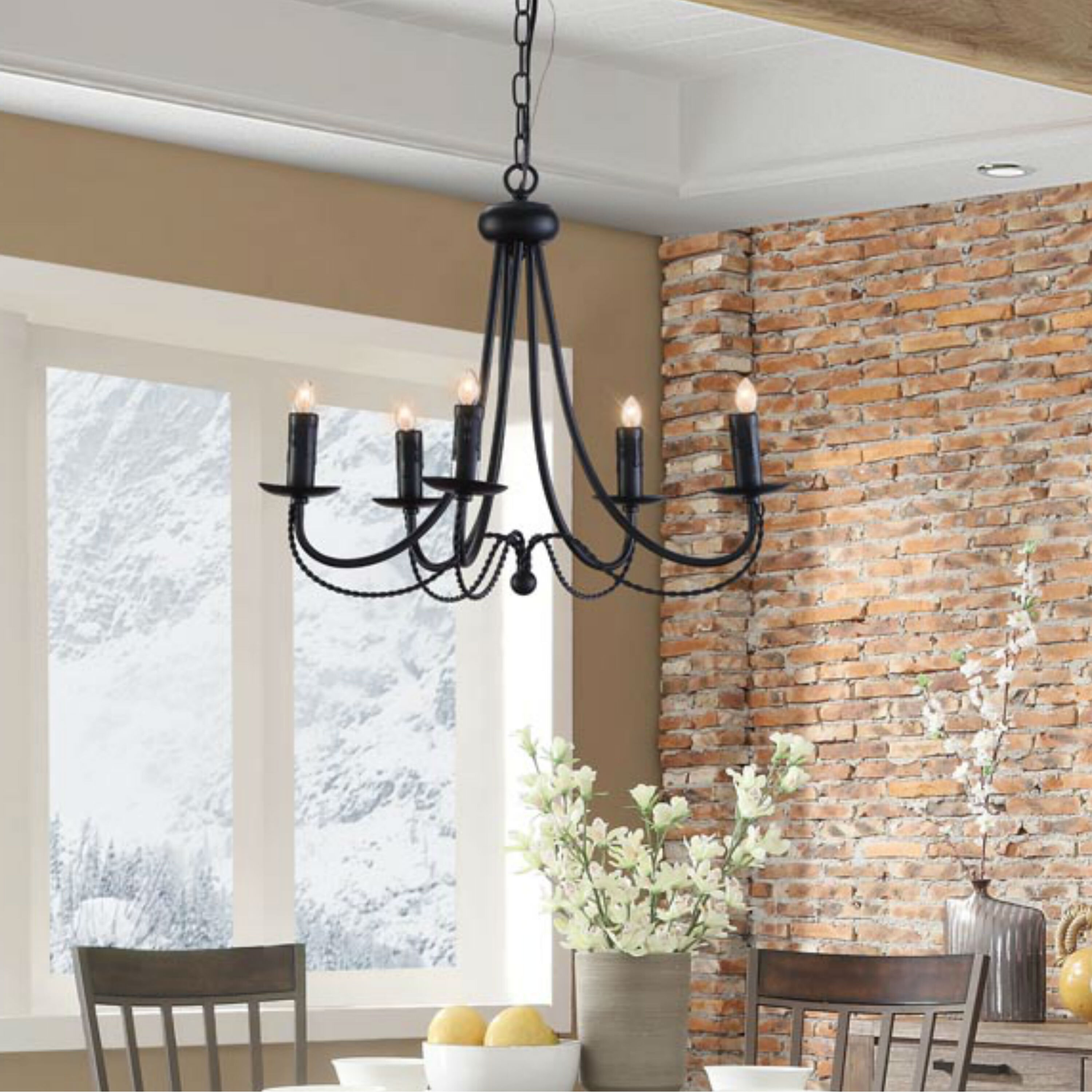 5 Or More Tiers Cottage Country Ceiling Lights You Ll Love In 2021 Wayfair