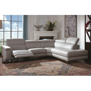 Bryd Reclining Sectional b..
