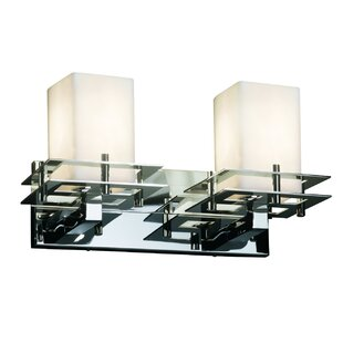 Loon Peak Rieth 2-Light Vanity Light