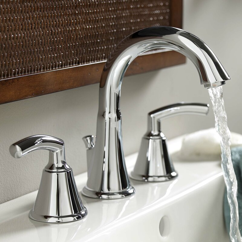 American Standard Tropic Widespread Bathroom Faucet With Drain Assembly Reviews Wayfair