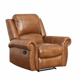Bitter Root Leather Recliner