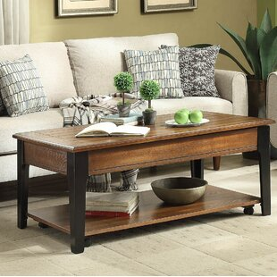 Red Barrel Studio Howington Coffee Table with Lift Top