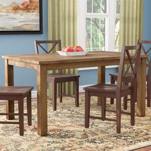 Zebulon Dining Table by Andover Mills