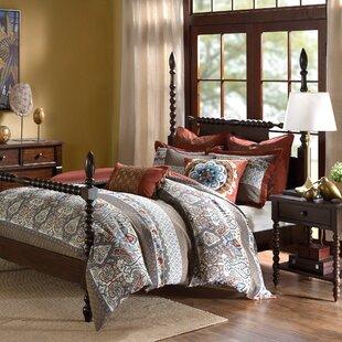 Madison Park Signature Antiquity Jacquard Comforter Set