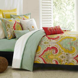 Jaipur Reversible Duvet Cover Set