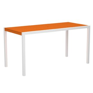 MOD Solid Wood Side Table by POLYWOOD?