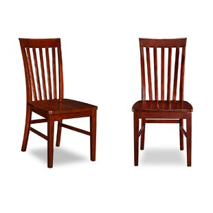 Astoria Solid Wood Dining Chair (Set of 2..