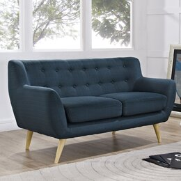 living room furniture. Loveseats Modern  Contemporary Living Room Furniture AllModern