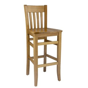 Affordable Price Henson 30 Bar Stool by Breakwater Bay