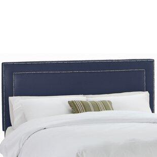 Olivia Upholstered Panel Headboard by Wayfair Custom Upholstery™