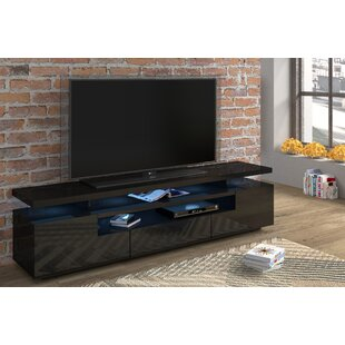 Delrosario TV Stand For TVs Up To 88