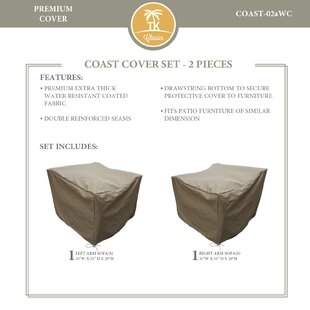 TK Classics Coast 2 Piece Protective Pati..