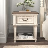 Sara 1 Drawer Nightstand by Kelly Clarkson Home