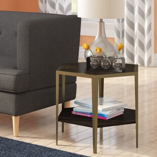 Briggs Geometric End Table