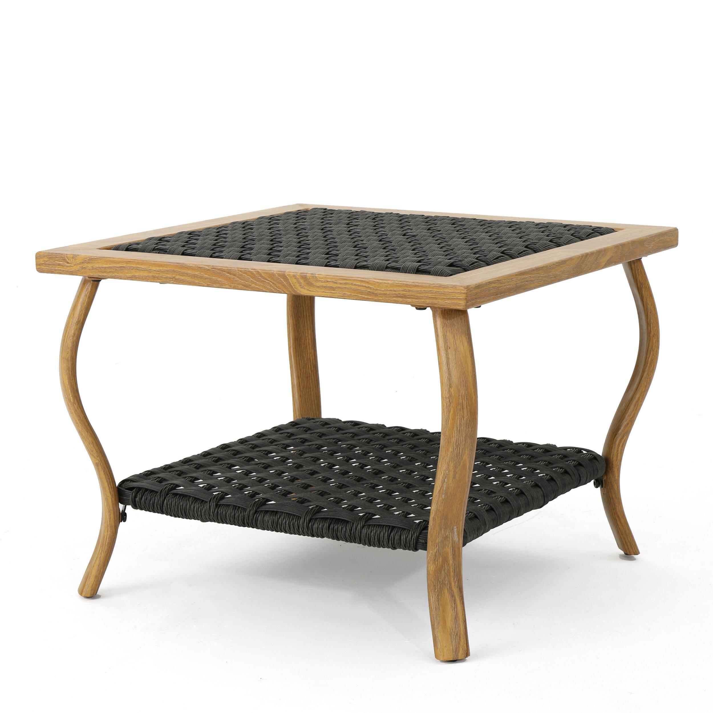 Mistana zaanstad outdoor coffee table wayfair