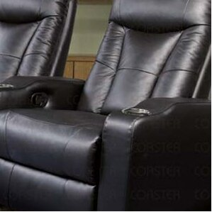 St. Helena Home Theater Seating (Row Of 4)